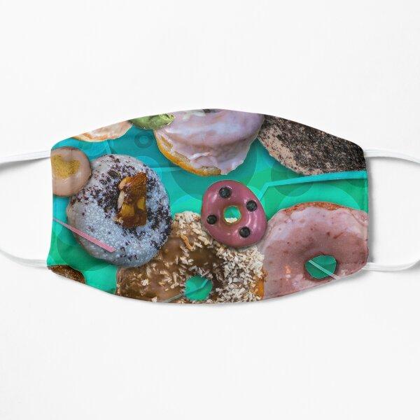 Donut Mask Flat Mask