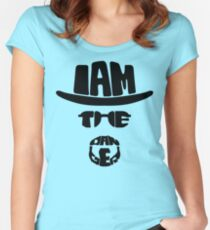 The danger Women's Fitted Scoop T-Shirt