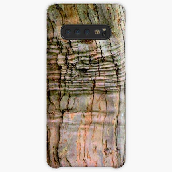 Yew tree bark texture Samsung Galaxy Snap Case