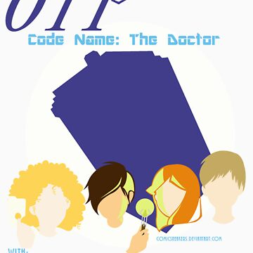 Code Name: The Doctor V.2 by ashleydash20
