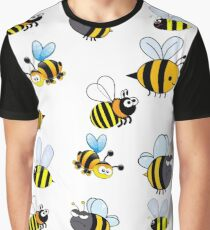 Bumblebees Graphic T-Shirt