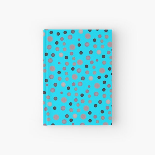 Colored spots Hardcover Journal