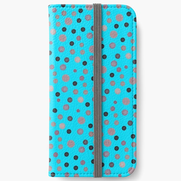 Colored spots iPhone Wallet