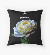 In Sympathy for sarnia2 Throw Pillow