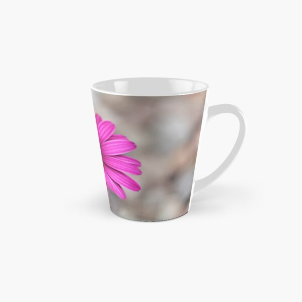 Colourful pink flowers Tall Mug