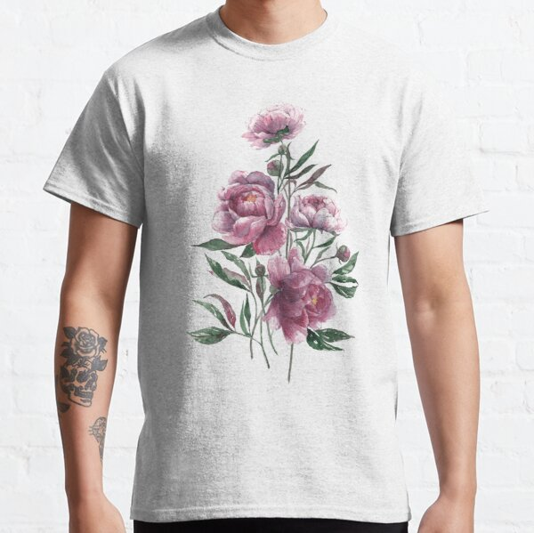 peony Classic T-Shirt