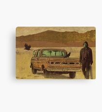 No Country  Canvas Print