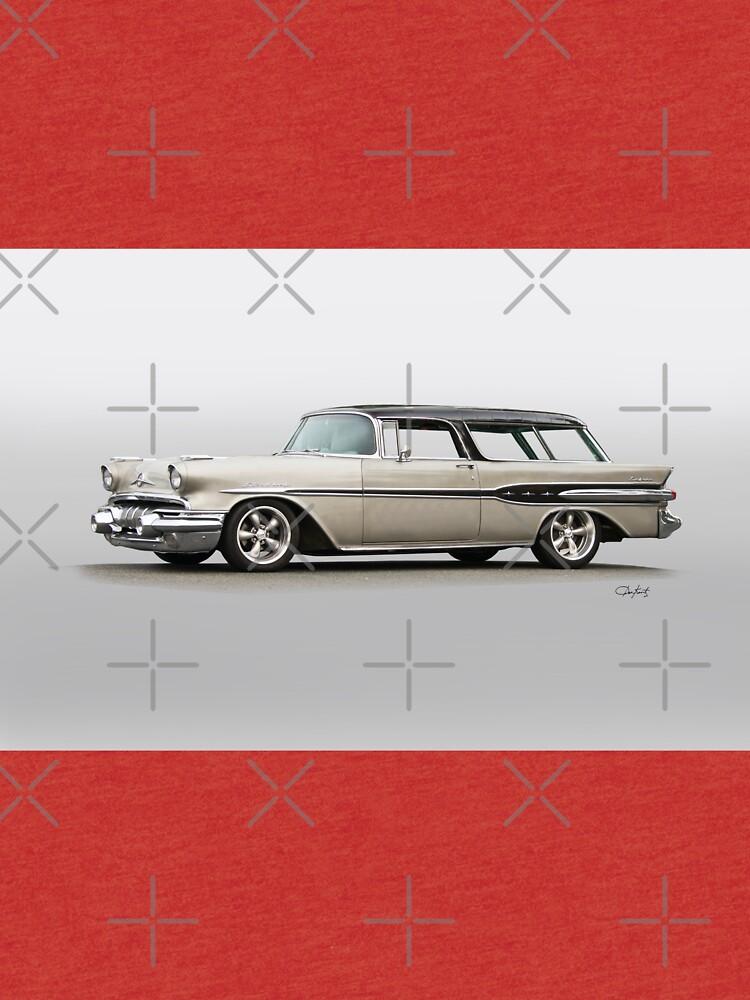 1957 Pontiac Starliner Safari Wagon de DaveKoontz
