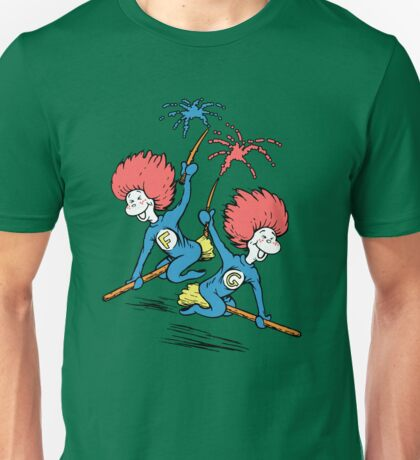 Thing Fred and Thing George Unisex T-Shirt