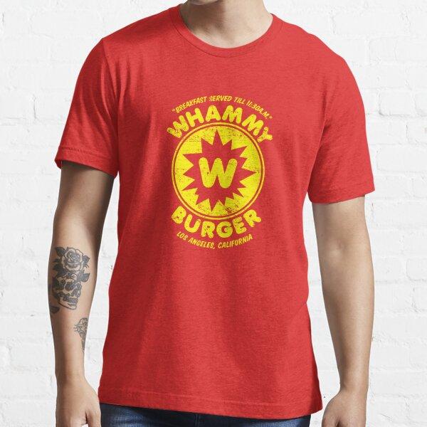 Whammy Burger Essential T-Shirt
