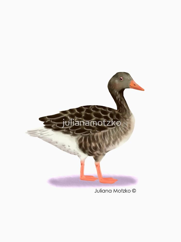 Goose by julianamotzko