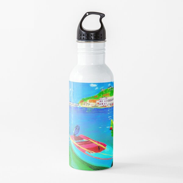 The Carenage Harbor Water Bottle
