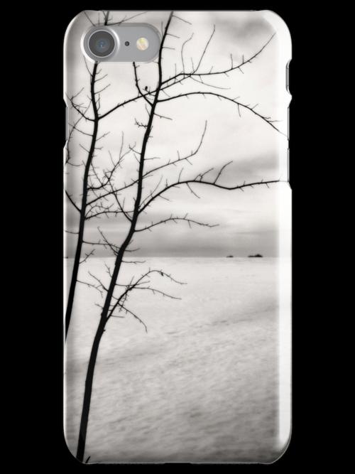 Alone iPhone/iPod case by Keri Harrish