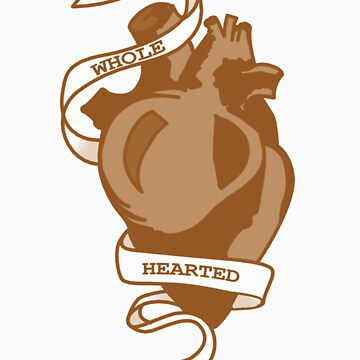 Whole Hearted Sepia by highandmighty
