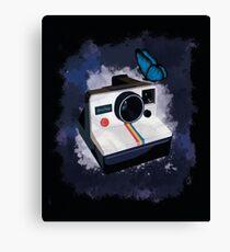 Capture your time Canvas Print