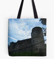 Strathaven Castle, Scotland Tote Bag