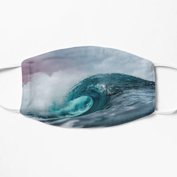 Crashing Waves Restless Ocean Flat Mask