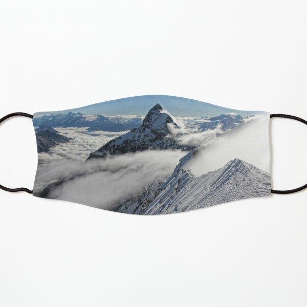 Matterhorn summit (Swiss Alps) Kids Mask