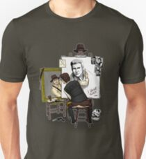 A Hero SelfPortrait Unisex T-Shirt