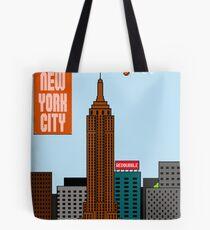 Super New York Comic Con 2012 Tote Bag