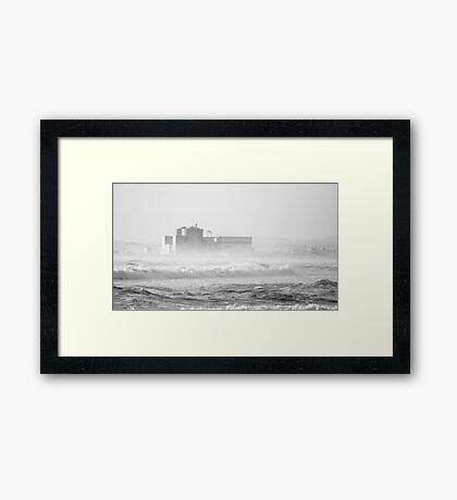 Koeberg Power Station Framed Print