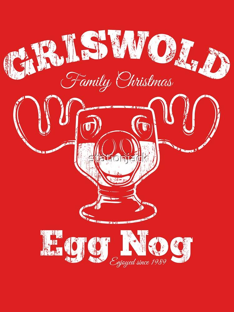 Griswold Christmas Egg Nog | Unisex T-Shirt