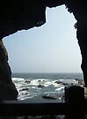Sea View From A Cave by Mui-Ling Teh
