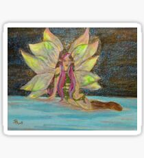 Fairy's Fountain Sticker