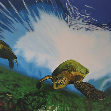 Turtles by MBuckman