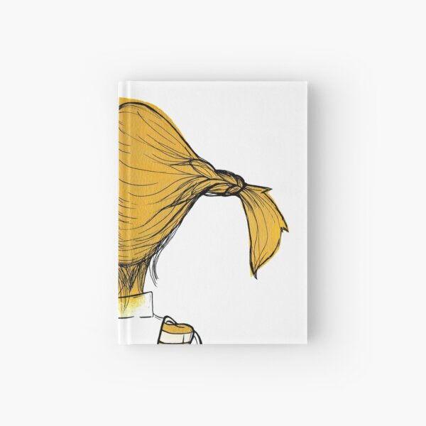 reflection of bravery Hardcover Journal
