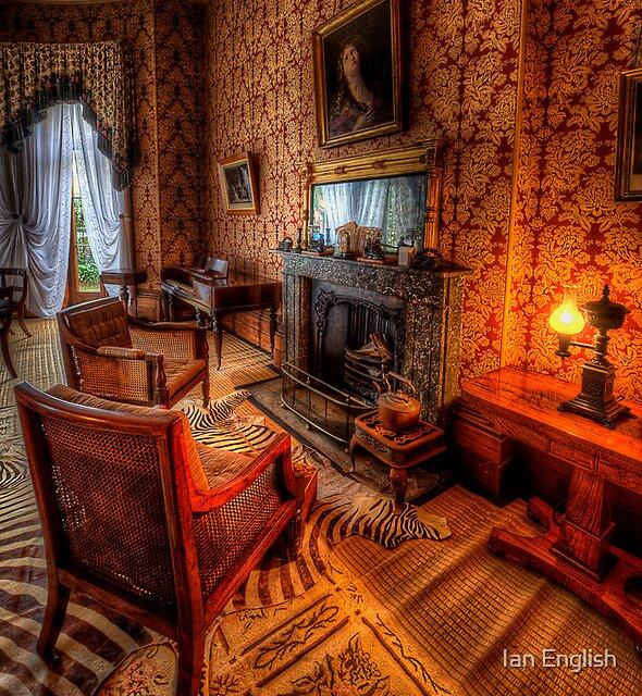 Zebra Skin - Elizabeth Bay House by Ian English