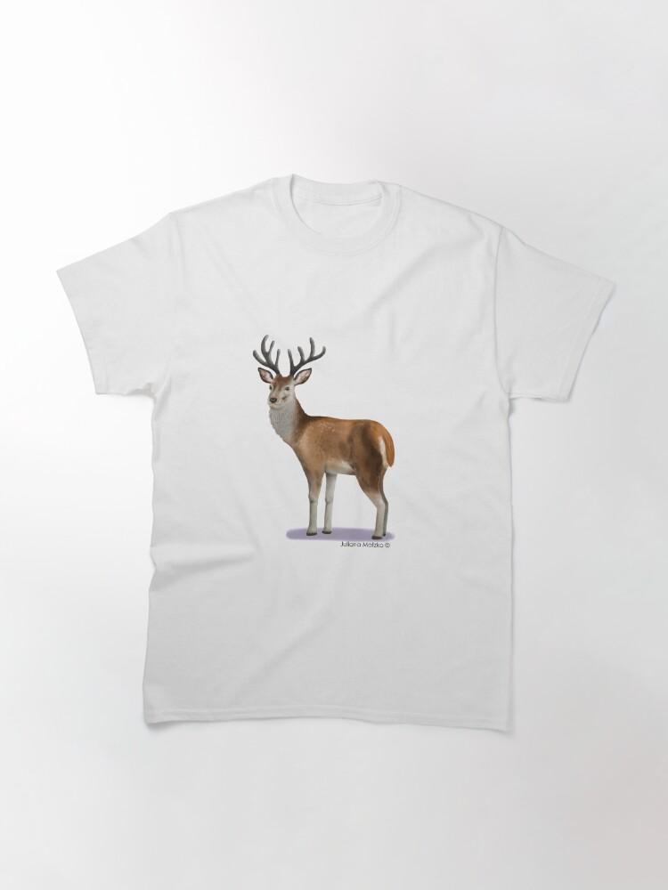 Alternate view of Deer Classic T-Shirt
