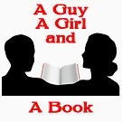 A Guy A Girl and A Book by charliedelong