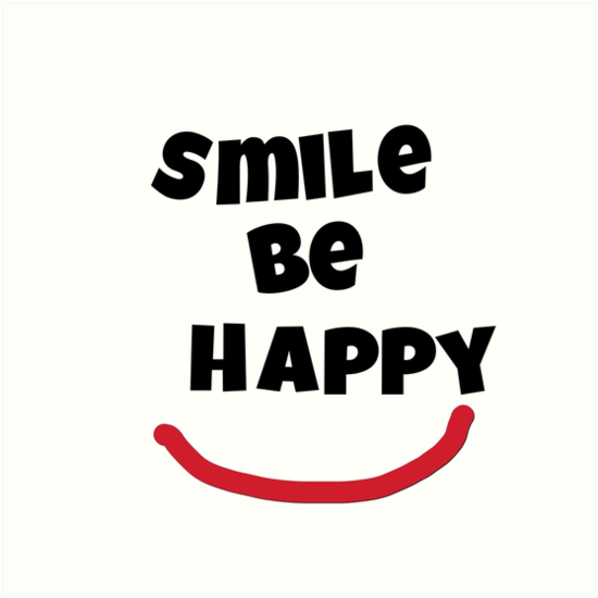 Smile and be happy by Liz4paris