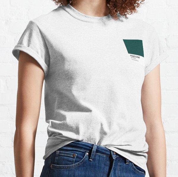 Forest Pantone Classic T-Shirt