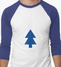 Dipper Pines Shirt Baseballshirt für Männer