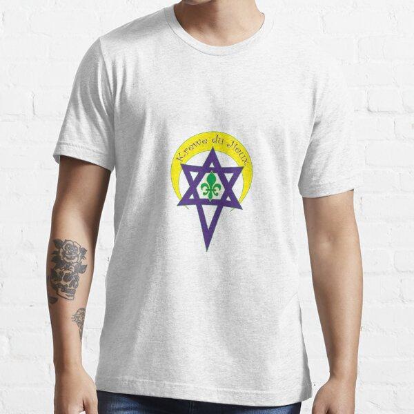 Krewe du Jieux Emblem Essential T-Shirt