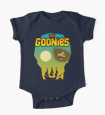 Body de manga corta The Goonies
