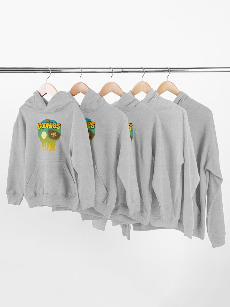 Alternate view of The Goonies Kids Pullover Hoodie