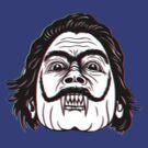 Dali Werewolf in 3D by Jacqueline Gwynne