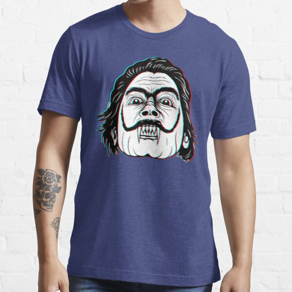 Dali Werewolf in 3D Essential T-Shirt