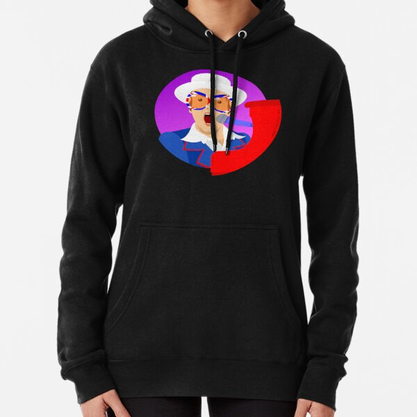 Women Elton John Farewell Tour Big Fans Customized Hoodie Sweatshirt