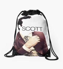 Andrew Scott Drawstring Bag