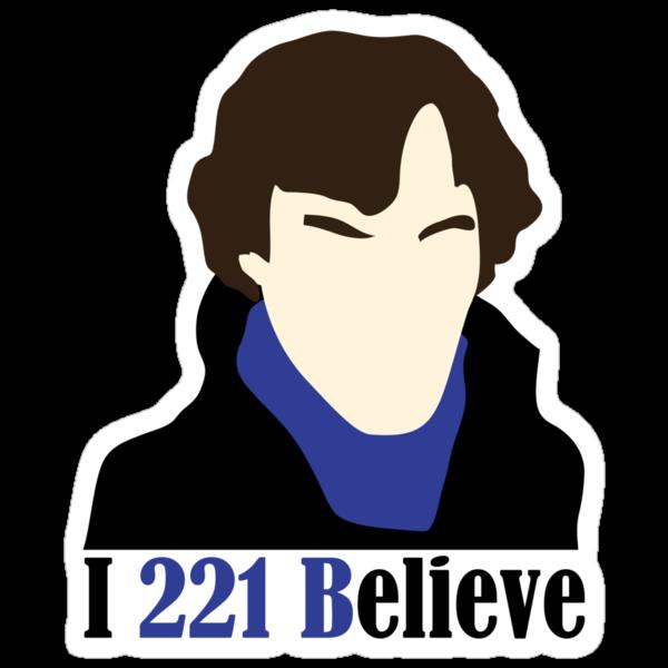 I 221 Believe by lizzielizabeth