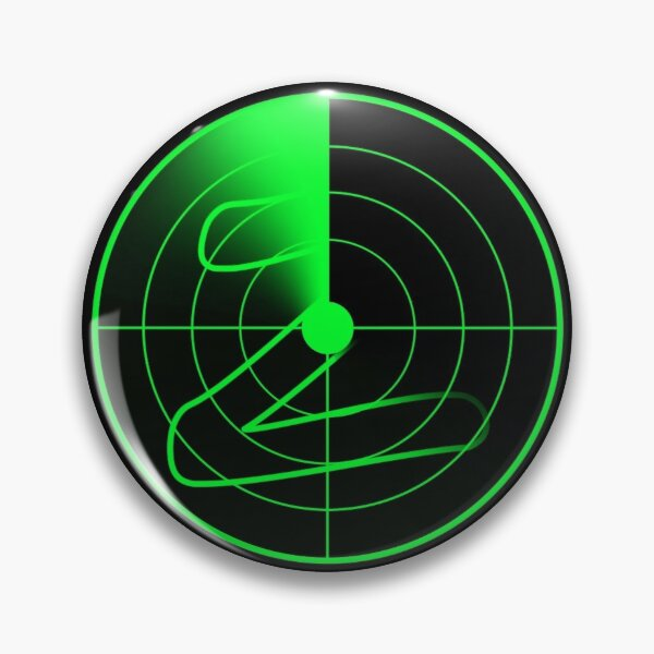 Zignal Radar Pin