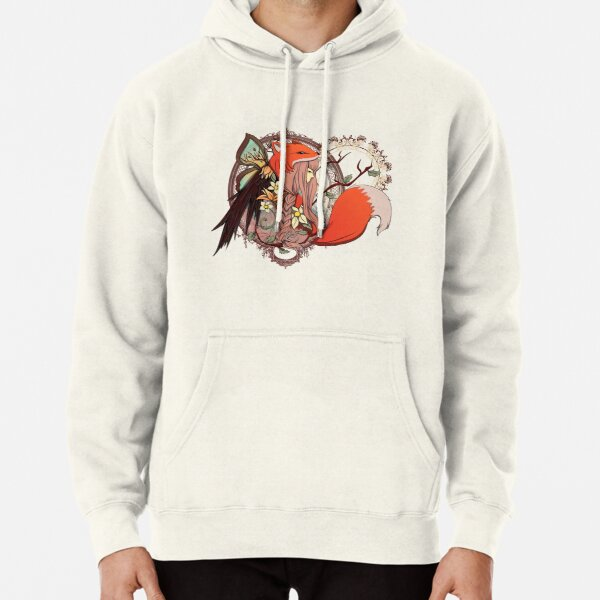 One with Nature Pullover Hoodie