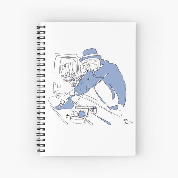 Line Art  Illustration  Spiralblock