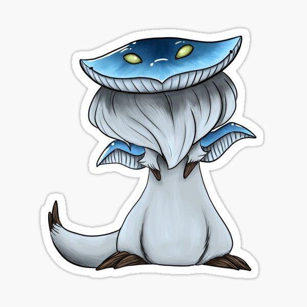 Pixie Parasol Mini Shroomling Sticker