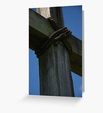 Salvation Greeting Card