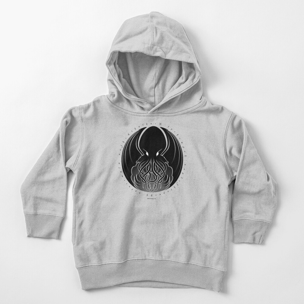 Cthulhu Toddler Pullover Hoodie